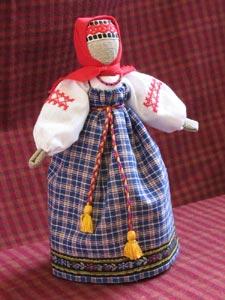 Тряпичные куклы русские народные своими руками
